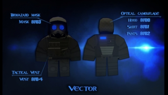 Vector Outfit