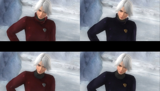 Christie C4 and C5 from DOA3