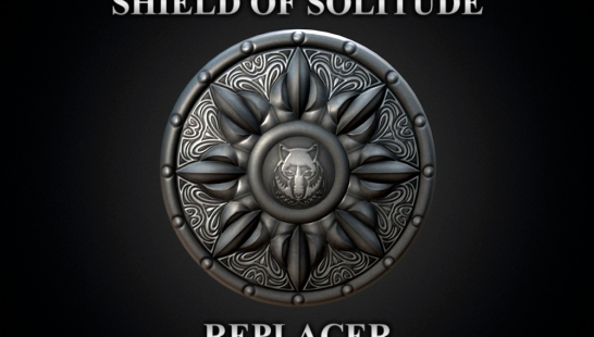 Shield Of Solitude Replacer SSE