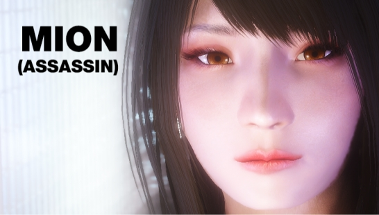 Mion - Time Displaced Assassin Follower