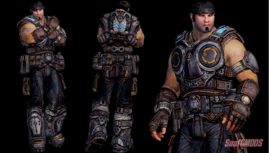 MARCUS FENIX - full import