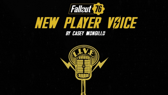 新的Fallout 76播放器之声   New Fallout 76 Player Voice