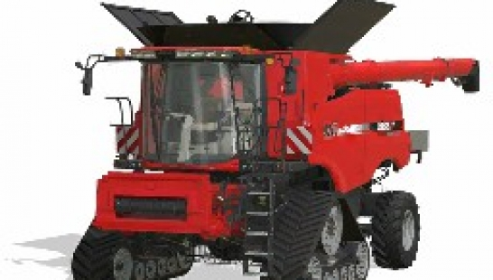 Case IH Axial 9240 by Stevie