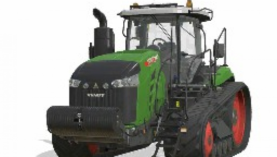 Fendt MT1100 by Stevie