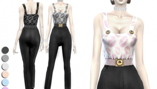 Nebulea outfit 2 套装