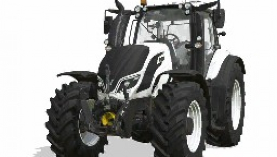Valtra T Series by Stevie by Stevie