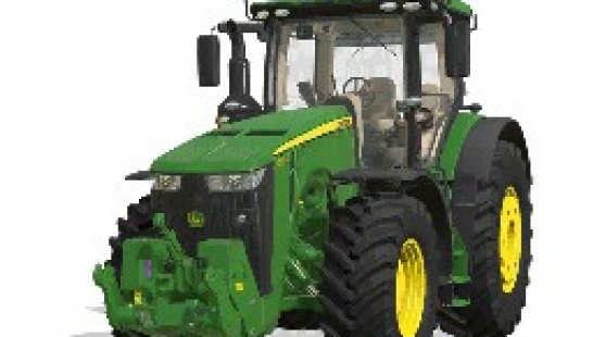John Deere Series 8R by Stevie