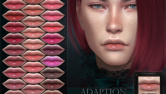 Adaption Lipstick 口红