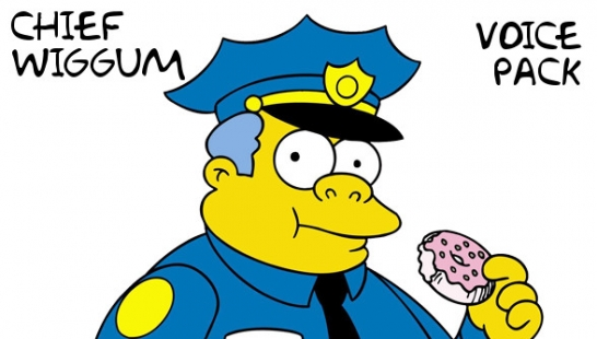 Chief Wiggum 语音包