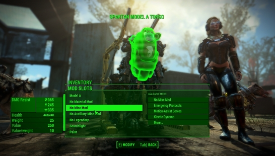 更多Power Armor Mods(MPAM)扩展I继续支持新的Power Armor