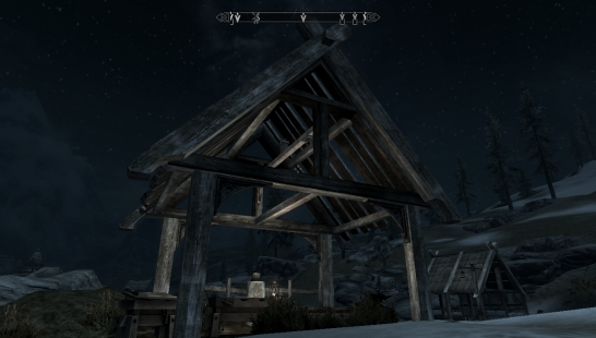 small roof for Hearthfire-Heljarchen