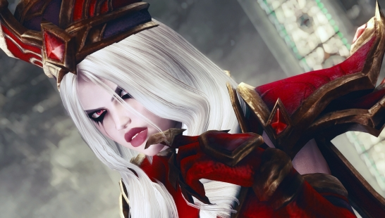 Sally Whitemane Face Preset by Betsujin 人物预设