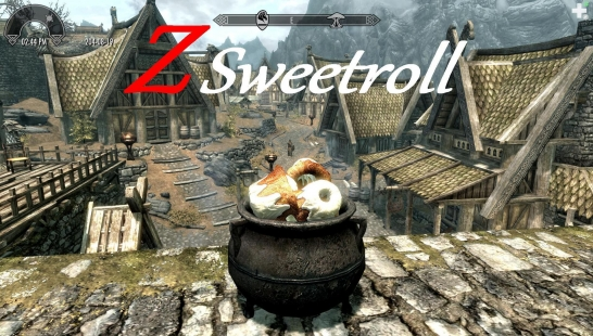 Z Sweetroll ver2-1 -Heal and Rise-