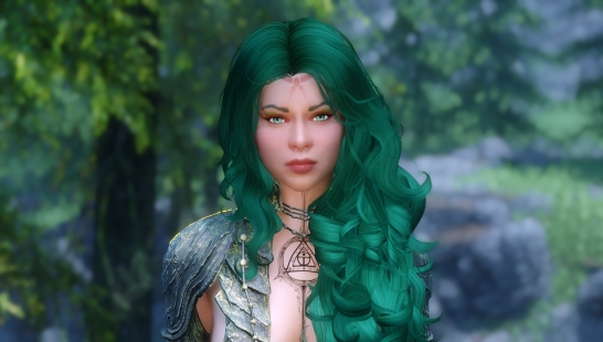 Lyx - The Witch a RaceMenu Preset