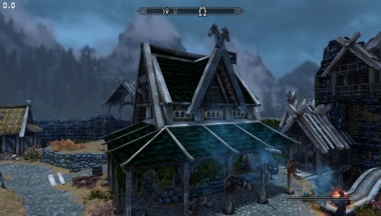 Whiterun roof tiles by infinition