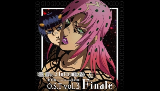 JJBA Part 5 Vol 2 and 3 OST Music Mod