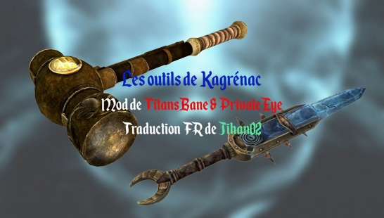 Tools of Kagrenac - vost FR