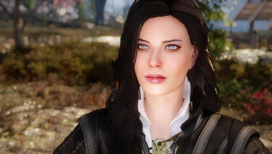 Playable Yennefer