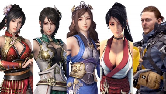 无双事件簿 黄巾之风Tales Of Dynasty Warriors Golden Wind