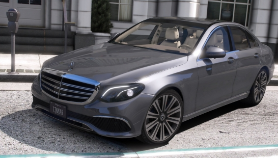 2017 Mercedes-Benz E300 4matic [Add-On | Replace] 1.0