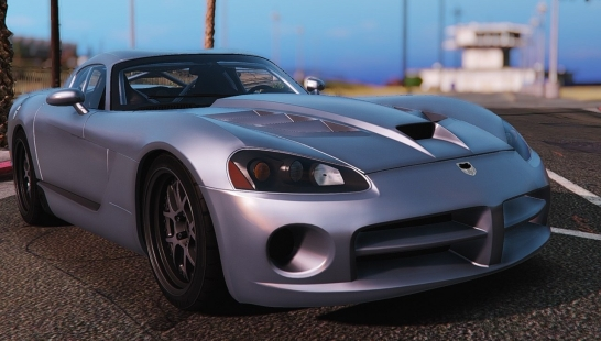 Dodge Viper 2008 [Add-On | ACR | Extras] Final