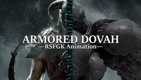 ARMORED DOVAH -RSFGK动画-