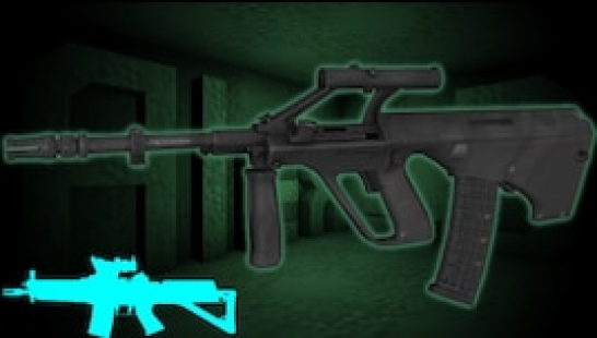 BO1 AUG A1 XMag(用于SIG)