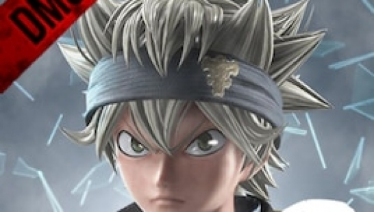 [DMG] Asta Jump Force Replace Nick(普通和恶魔形态)