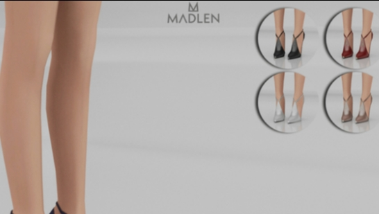 Madlen Wisteria Shoes 女性高跟鞋