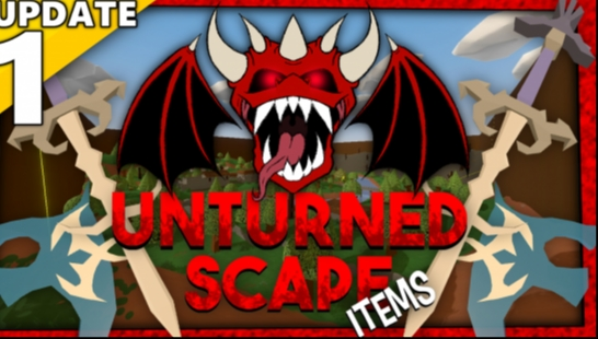 UnturnedScape Items