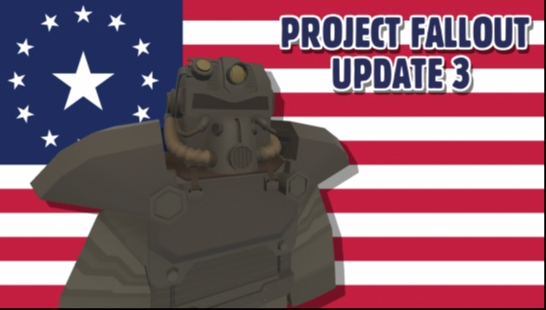 Project Fallout - Update 3.5 [DISCONTINUED]