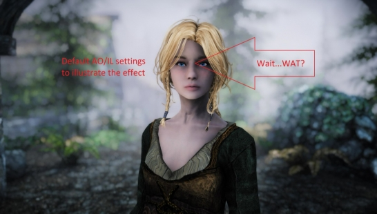 ENB Brow Fix