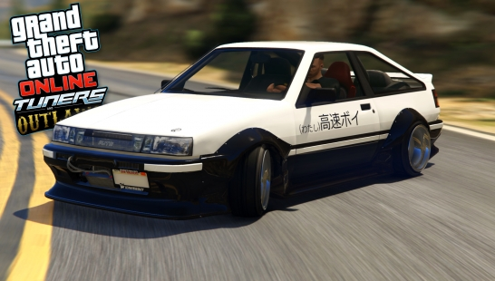6STR Karin Futo GT Hatch Custom