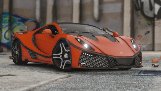 2016 GTA Spano [Add-On] 1.0