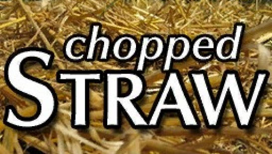 Chopped Straw For Harvesters