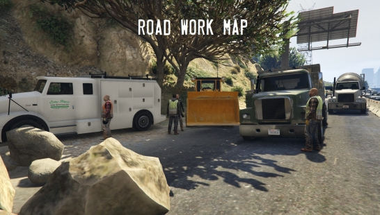 Road Work (+ Animations)