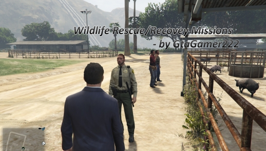 Wildlife Rescue/Recovery Missions