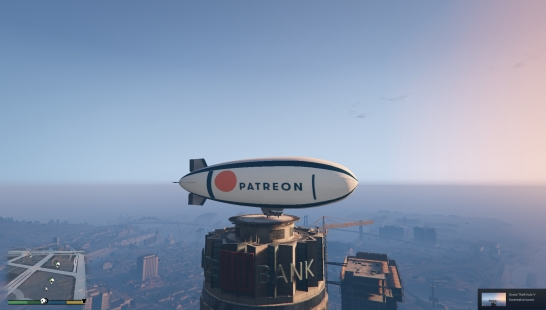 Patreon Blimp