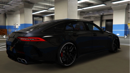 Mercedes-AMG GT63 S Coupe [Add-On / OIV | Tuning] 1.2