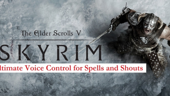 Ultimate Skyrim Spell and Shout语音控制