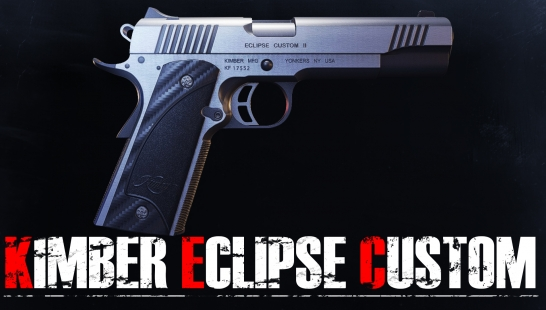 Kimber Eclipse Custom ll(手枪)