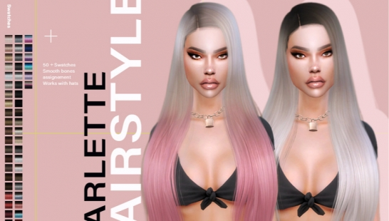 leahLillith Starlette Hairstyle