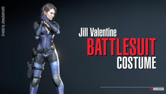 Jill_Battlesuit (Full Equipment)