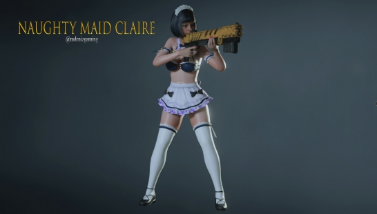 Naughty Maid Claire本体