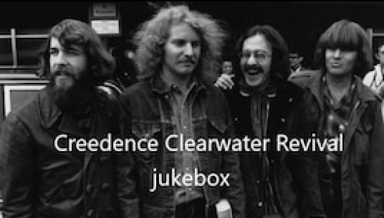 Creedence Clearwater复兴自动点唱机
