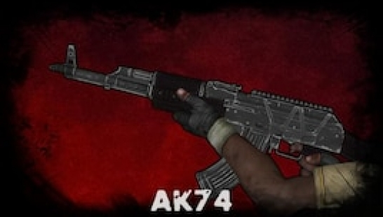 Back4 Blood AK47(L4D2动画)