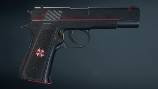 M1911 Conspiracy - Red