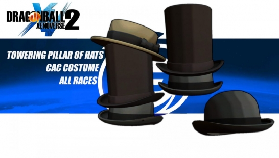 Towering Pillar of Hats (All Races)