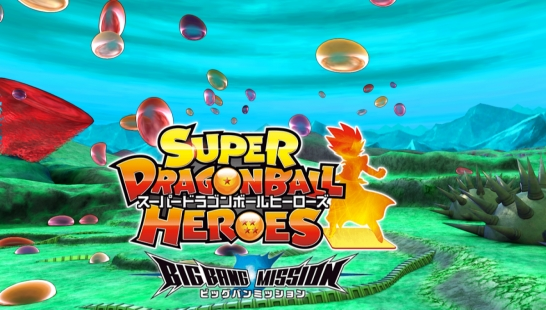 SDBH Big Bang Mission Villains Pack 1+STAGE