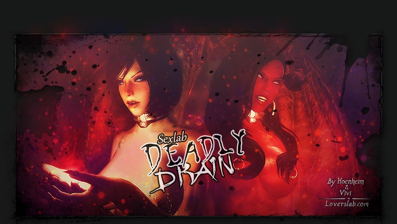 Sexlab Deadly Drain-致命吸食 v1.7 汉化版